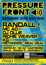 Too Hot To Handle – DJ Randall 12thJuly