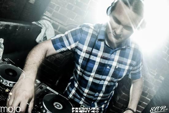 DJ Ollie @ Pressure Front 12/7/14