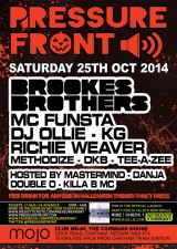 Brookes Brothers & Funsta – 25thOctober