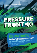 Pressure Front – Bristol Payback